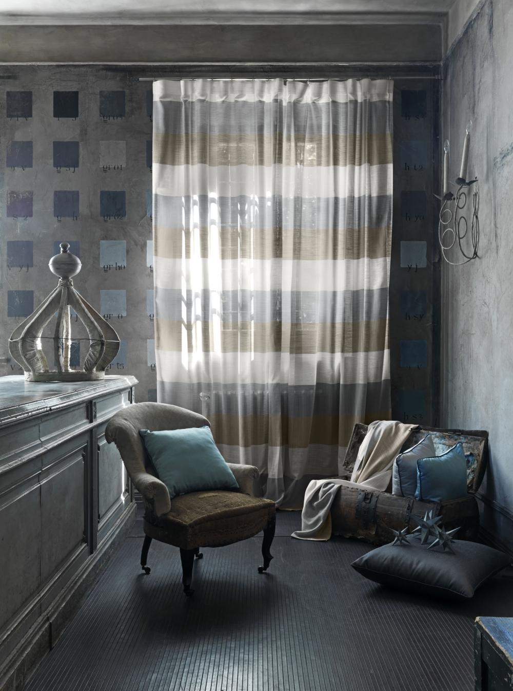 Tende da interno e tecniche materassi letti e reti roma for Tende arredo interni