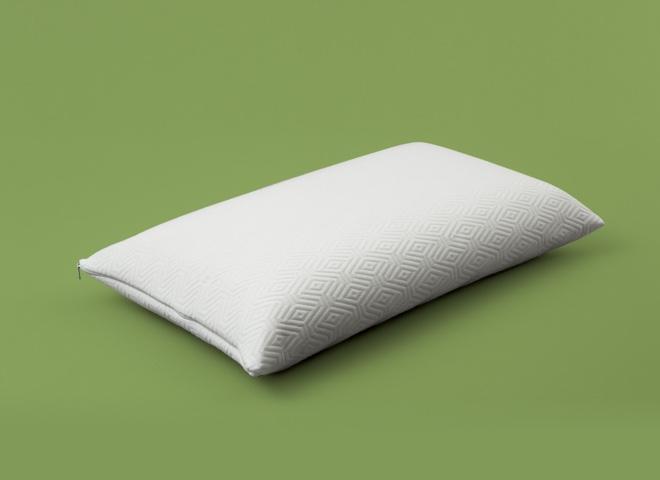 Cuscino memory foam classico, aerato e massaggiante