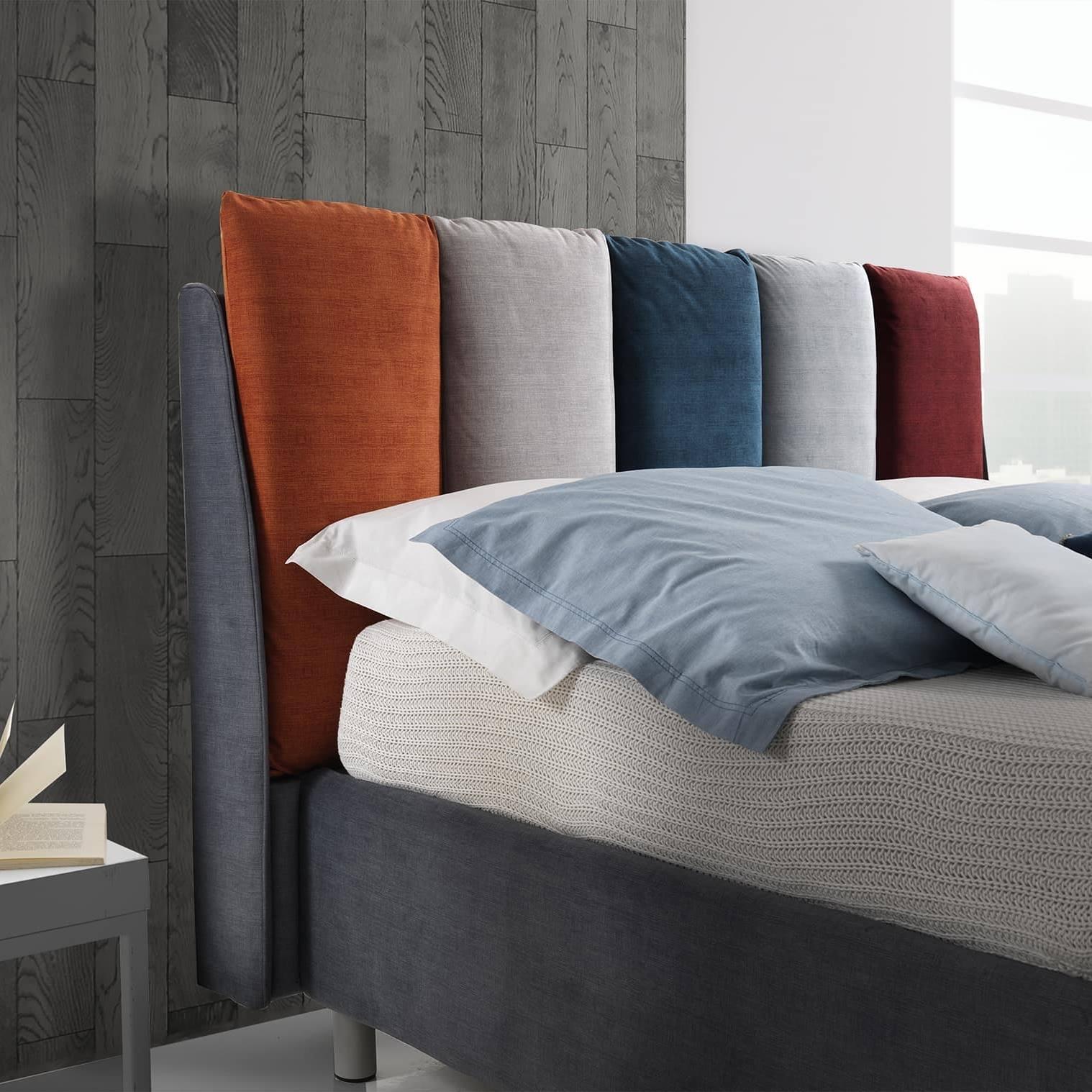 Pillow (cuscini spalliera intercambiabili, personalizzabili, double face)