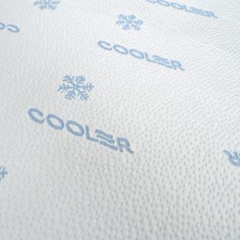 Copri-materasso in tessuto Cooler