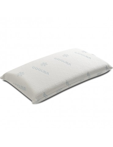 Cuscino con federa in tessuto Cooler