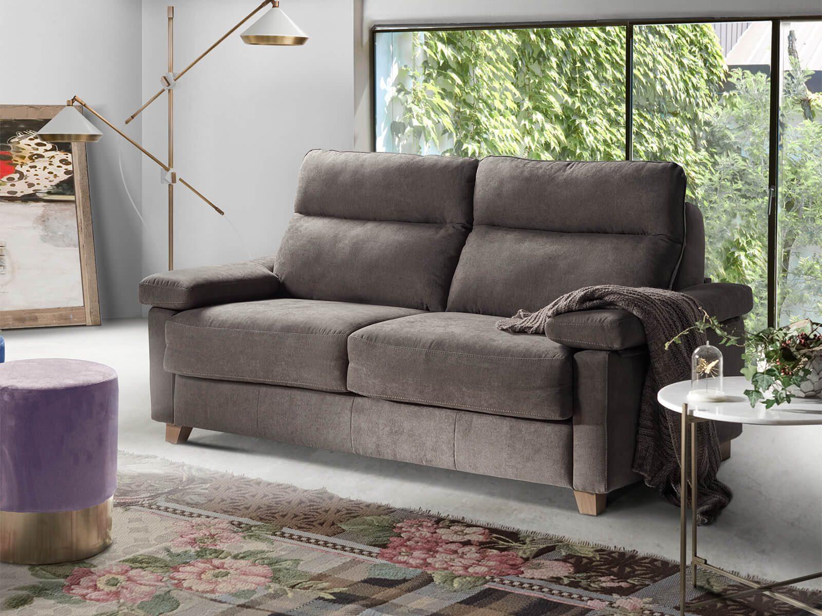 Divano Comodo Per Dormire divani vitarelax: i migliori divani letto - punto tessile